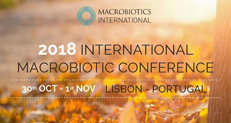 Conferência Internacional Macrobiótica 2018